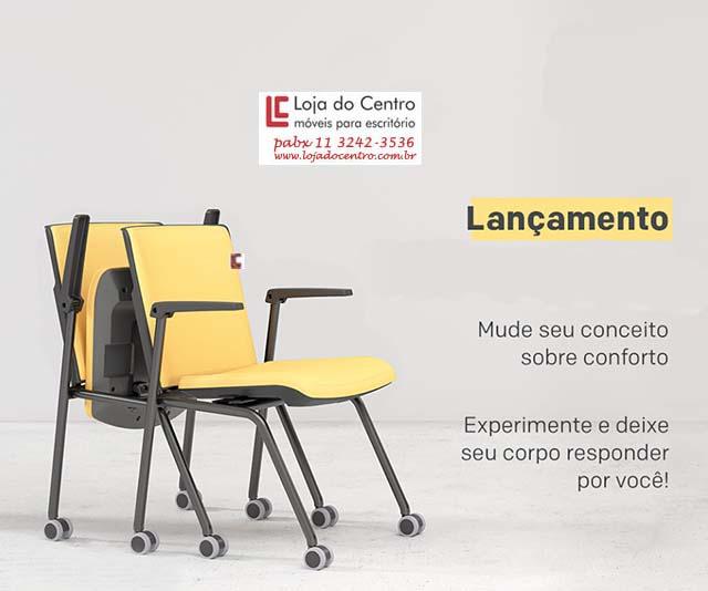 Cadeira para Auditório e Treinamento Audi - _destaque-moveis-avulsos - Moveis para Escritorio SP