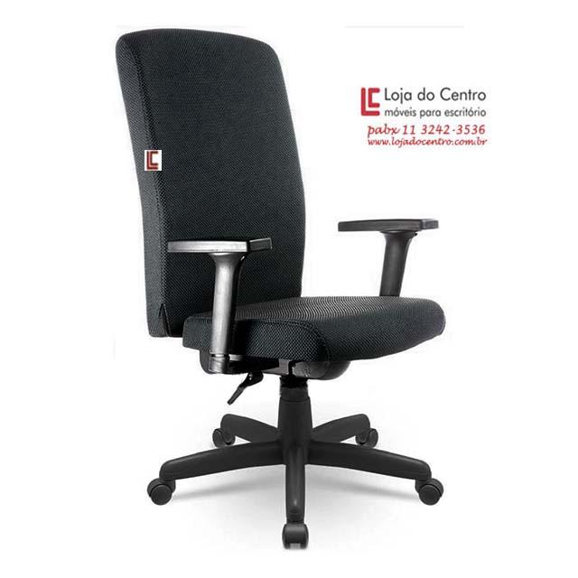 Cadeira Presidente SP, Cadeira de Escritório Top SP