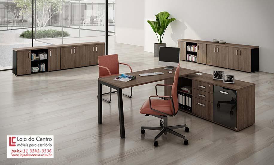 Mesa Diretor SP, Mesa para Escritório em SP