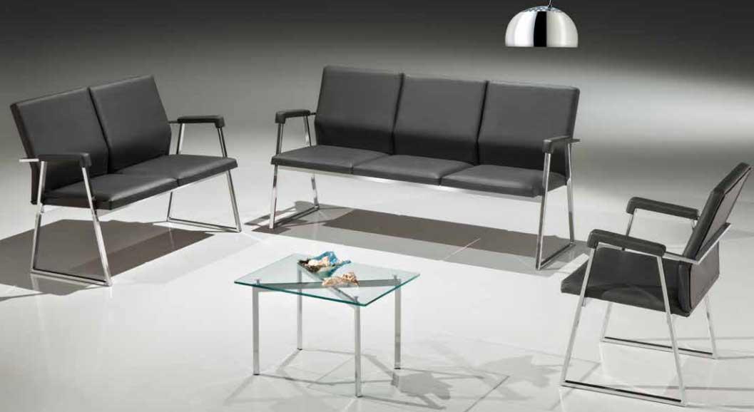 sofá para sala de espera, cadeiras para escritório SP